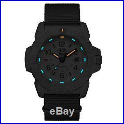 Luminox Men's Watch Navy Seal Steel 3250 Series Men's Grey Nylon Strap 3257
