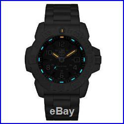 Luminox Men's Watch Navy Seal Steel 3250 Series Men's Silver Tone Bracelet 3252