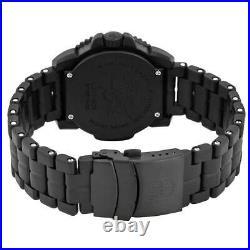 Luminox Men's Watch Sea Navy Seal Colormark 3050 Black Bracelet Dive 3052. BO