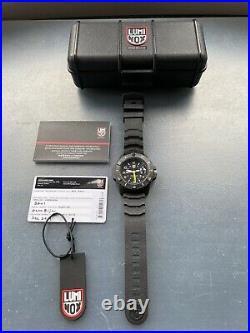 Luminox Men's Watch X. 3601 Navy Seal Diver Watch 45 MM