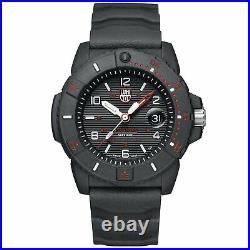 Luminox Navy SEAL 3600 Series Quartz Black Dial Men's Watch XS. 3615