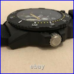 Luminox Navy SEAL 3600 series 45 mm, military divers watch excellent condition