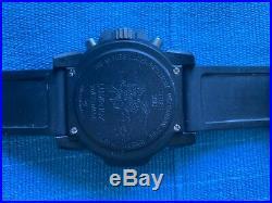 Luminox Navy SEAL Colormark Chronograph mint condition