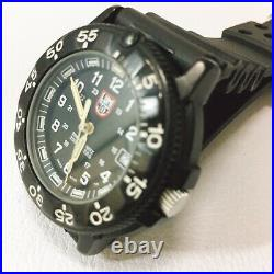 Luminox Navy SEAL Diver's Wrist Watch Series 3000/3900 V3 From Japan #663