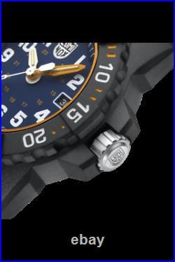 Luminox Navy SEAL Foundation Blue Dial Mens Watch XS. 3503. NSF