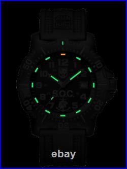 Luminox Navy SEAL L. S. O. C Mens Watch XS. 4223. SOC. SET Special Ops Challenge