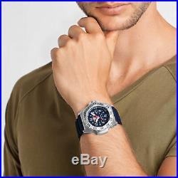 Luminox Navy SEAL Quartz Blue Dial Rubber Strap Men's Watch XS. 3253 RRP £479