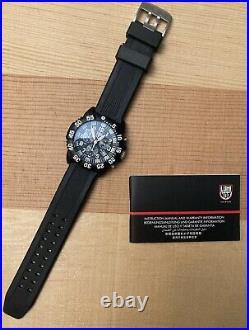 Luminox Navy SEALs Series 3060 Quartz Chronograph Watch
