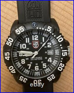 Luminox Navy SEALs Series 3950 Quartz Watch