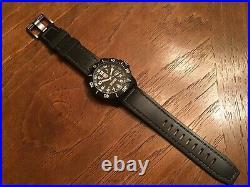 Luminox Navy Seal 200m Diver Pc Carbon 3020 Series Men Swiss Watch New Batry