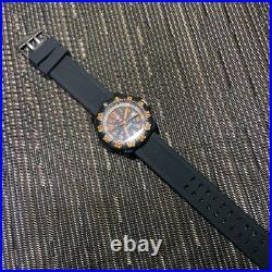 Luminox Navy Seal 3050/3950 Orange Dial Men's 200M Diver Watch Swiss Made