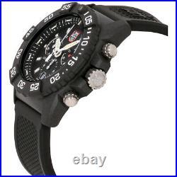 Luminox Navy Seal 3580 Quartz Movement Black Dial Men's Watch XS. 3581. F
