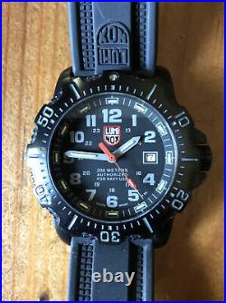 Luminox Navy Seal 4220 Stainless Steel Case, Sapphire Crystal Face, ANU