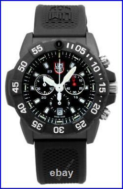 Luminox Navy Seal 45mm Chronograph Quartz Men's Watch Xs. 3581