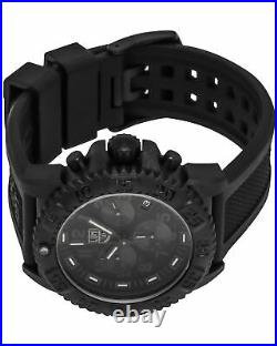 Luminox Navy Seal Colormark Blackout Dial Chrono Quartz Men's Watch XS. 3081. BO. F