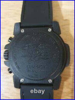 Luminox Navy Seal Colormark Chronograph 3080. Bo