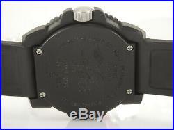 Luminox Navy Seal Colormark Herrenuhr Carbongehäuse Quarz Kautschukband