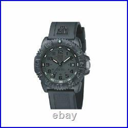 Luminox Navy Seal Colormark Quartz Movement Black Dial Men's Watches 3051BO