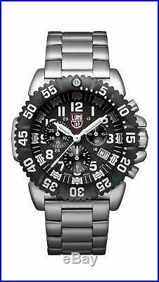 Luminox Navy Seal Colormark chronograph steel watch XS. 3182