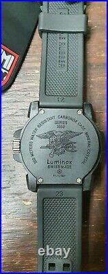 Luminox Navy Seal, Dive Watch XS. 3051. F, 44MM