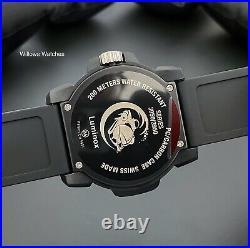 Luminox Navy Seal Limited Edition Set Scott Cassell Swiss Made Watch XS. 3059 New