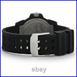 Luminox Navy Seal Mens Black Rubber Strap Quartz Watch XS. 3505