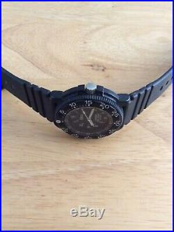 Luminox Navy Seal ORVIS Limited Edition dive watch original swiss made 3001