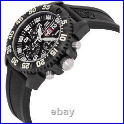 Luminox Navy Seal Quartz Movement Black Dial Men's Watch XS. 3081