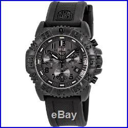 Luminox Navy Seal Quartz Movement Black Dial Men's Watch XS. 3081. BO. 1