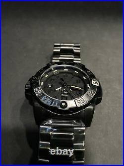 Luminox Navy Seal Steel Black Out, XS. 3252. BO, 3250 Series Bracelet 45mm, NEW