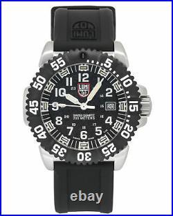 Luminox Navy Seal Steel Colormark 3150 Series Quartz Men's Watch XS. 3151. NV. L