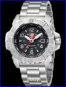 Luminox Navy Seal Steel XS. 3252 Black Dial Stainless Steel Quartz Men's Watch