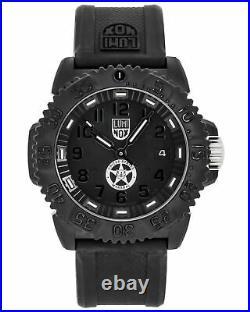 Luminox Navy Seal Us Marshal Carbonox Quartz Men's Watch XS. 3051. BO. USM. 1