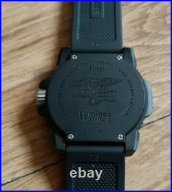 Luminox Navy Seal Watch 3050 excellent condition