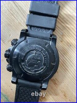 Luminox Navy Seal Watch ANU 4240 Series 4241 Pre-Owned
