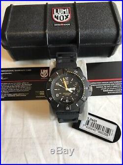 Luminox Navy Seal XS. 3601 Sapphire Crystal