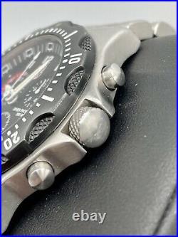 Luminox Navy Seals Professional Diver Chronograph 8300 200m 44mm Swiss Quartz