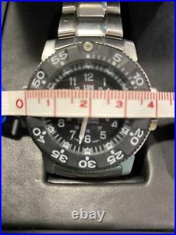 Luminox Navy Seals Series 3100 Steel Case Screwdown Crown 200M Dive Watch