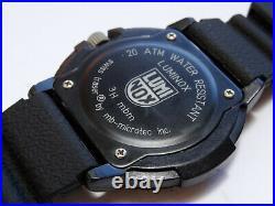 Luminox Navy Seals White Dial 200M Watch Tritium (3H MBM) Luminous ETA 955.114