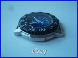 Luminox Navy Seals watch. Blue dial. Swiss traser by mb-microtrec, inc. Pre-own
