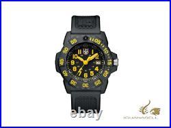 Luminox Sea Navy Seal 3505 Quartz watch, Yellow, Carbon, 45mm, 20 atm