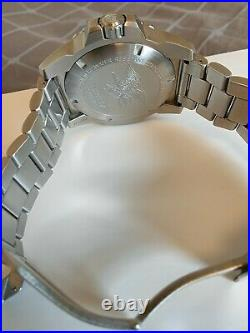 Luminox Sea Navy Seal Steel 3250 Series Quartz Watch, Black, (Immaculate)