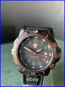 Luminox Serie 8800 Divers Navy Seal Black