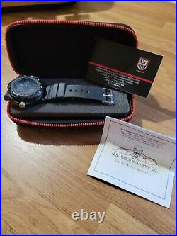 Luminox Series 0200 Sentry Navy Seal Watch