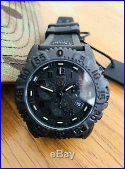 Luminox US Navy SEAL A. 3081 Chronograph Diver Watch