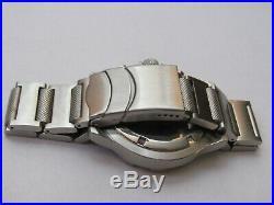 Luminox Ultimate Navy Seal 8102 Chronograph Watch With Box, Manual, Links, Htf