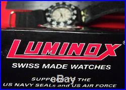 Luminox Us Navy Seal Ref. 3900 Swiss Quartz Oversize Carbon Case