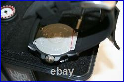 Luminox Watch Set Navy Seal Orange and Black Strap 3059. SES NEW FREE SHIPPING