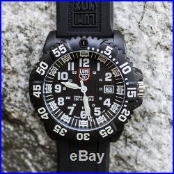 Luminox XS. 3051. F Navy Seal 3050 Series Quartz 44mm Men's Watch Swiss made