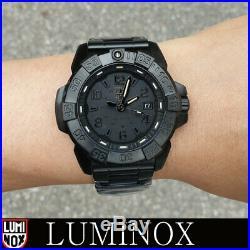 Luminox XS. 3252. BO Navy Seal Steel 3250 Series 45mm Stainless Steel Men's Watch